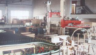Modle DMZ Pole-type Palletizing Machine